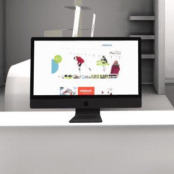 Websiten einbinden virtuell