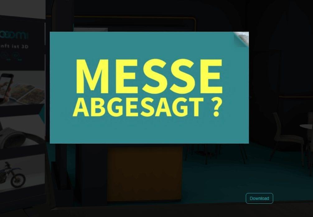 virtuelle Broschüre