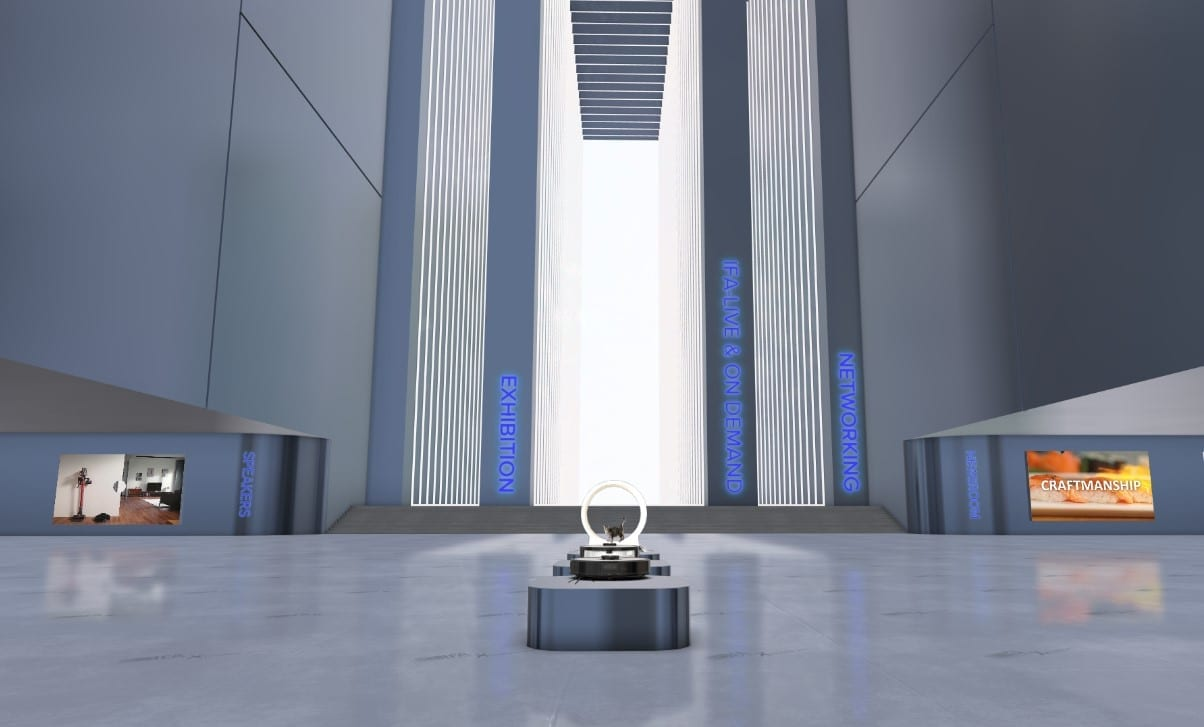 IFA Xtended Space Lobby