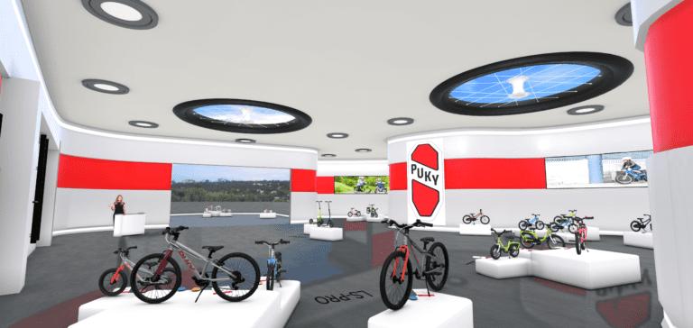 Virtueller Showroom PUKY