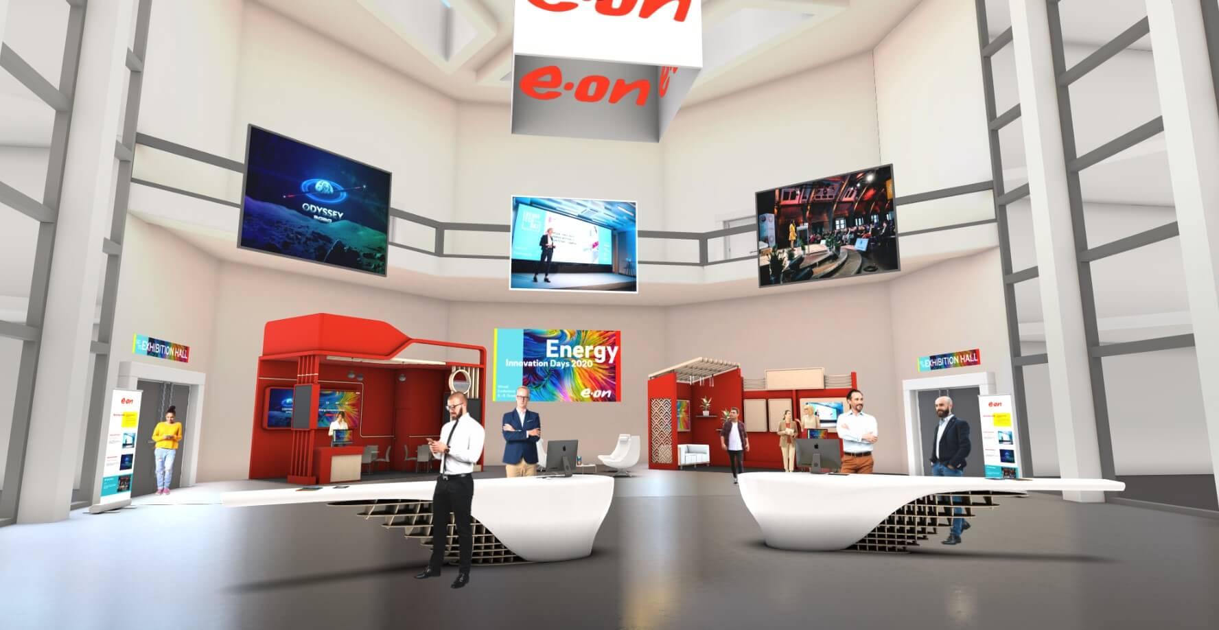 Lobby EON Innovation Days