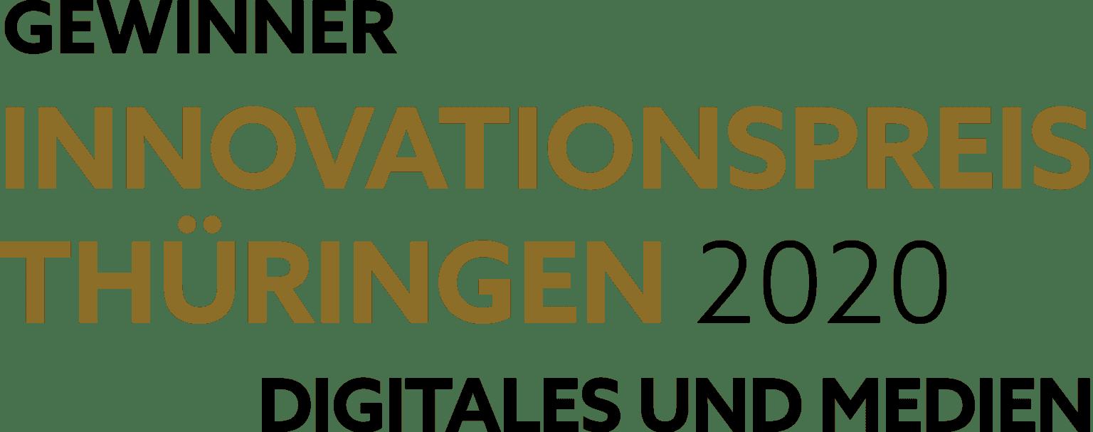 Logo Thüringer Innovationspreis 2020