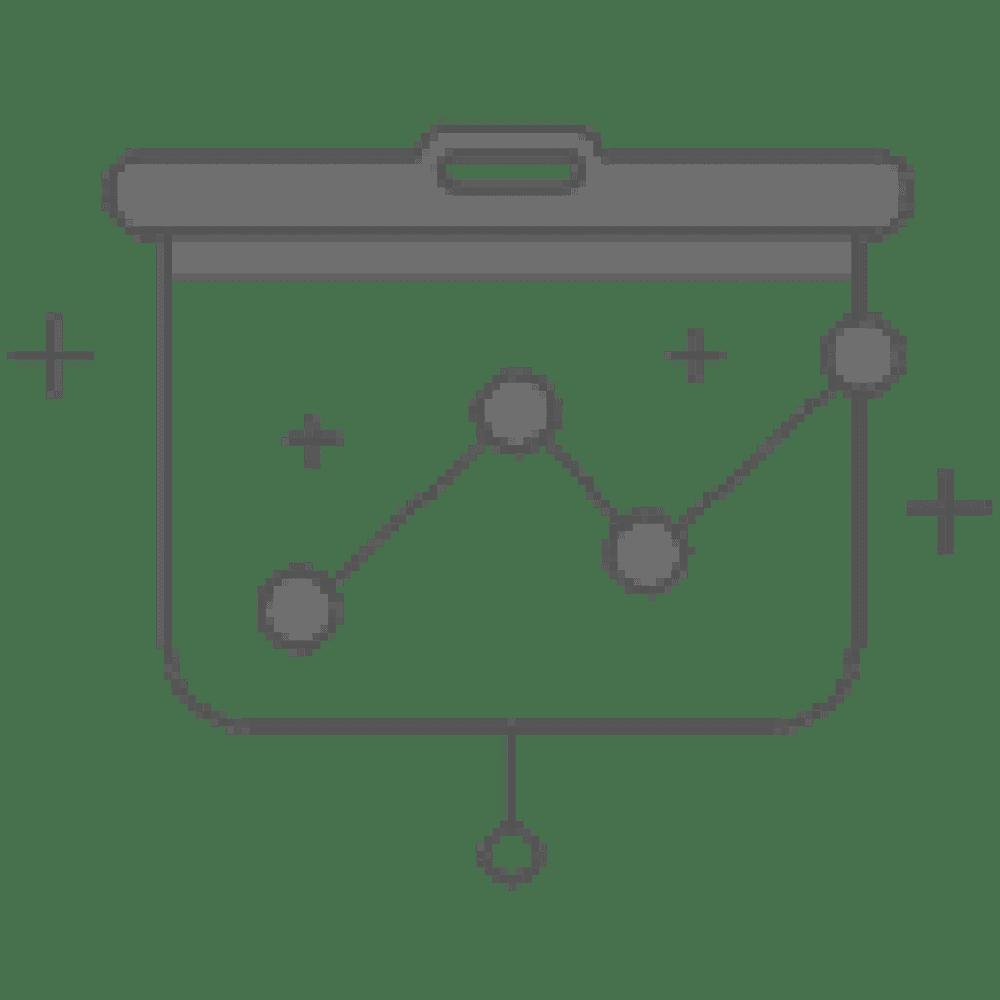 Icon für Marketingerfolg