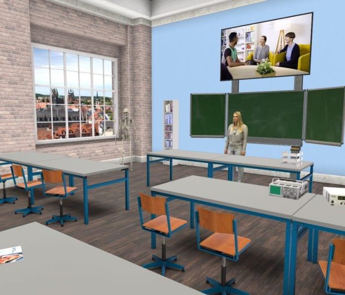 Showroom für Weiterbildung